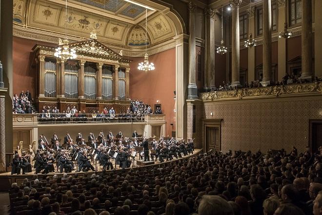 Česká filharmonie - Koncert ke 120. výročí (foto ČF)