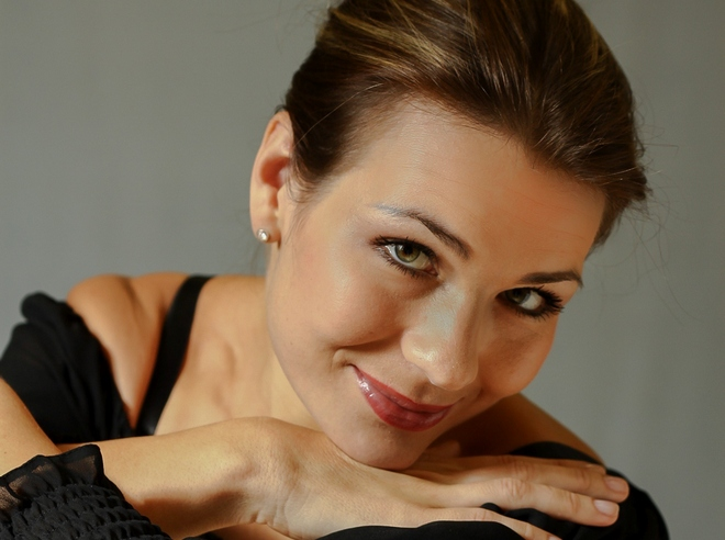 Tereza Kavecká (foto archiv Terezy Kavecké)