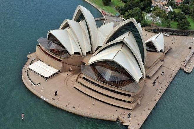 Opera Sydney (foto archiv)