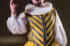 G. Verdi: Rigoletto - Jakub Rousek (Vévoda z Mantovy) - Moravské divadlo Olomouc 2016 (foto Jan Procházka)