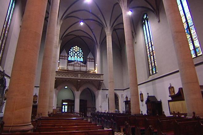 Kostel sv. Antonína Praha (ilustrační foto archiv)