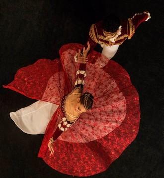 Viola Mariner ako Julia (foto Peter Brenkus/archiv V. Mariner)