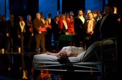 Traviata v Deutsche Oper. Před 16 lety ji tam nastudoval Jiří Kout