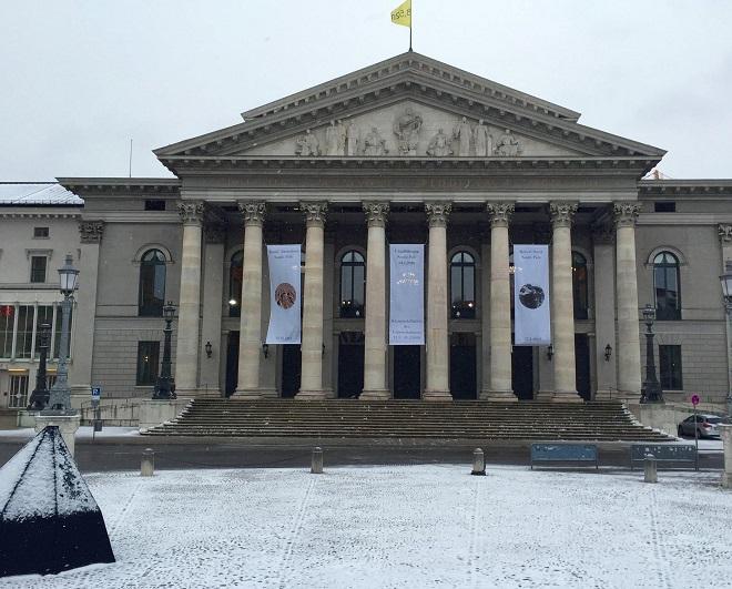 Nationaltheater Mnichov (foto Bavorská státní opera)