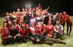 Janáčkova Bystrouška měla premiéru v Turíně. Zpívali Češi, v režii Roberta Carsena