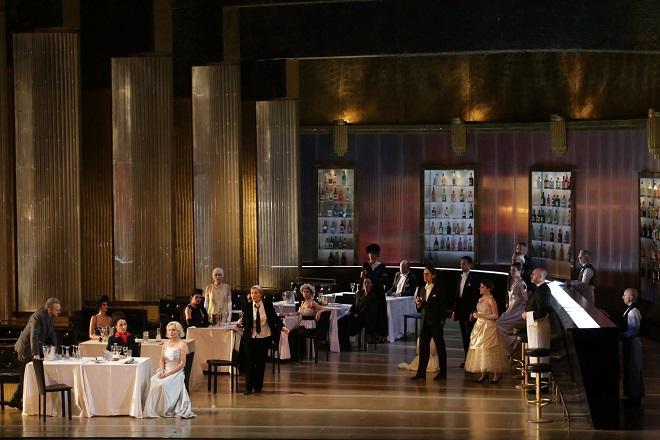 G.F.Händel: Il trionfo del tempo e del disinganno - La Scala 2016 (foto FB divadla)