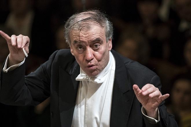 Valerij Gergijev - Česká filharmonie - Praha 27.1.2016 (foto Petra Hajská)