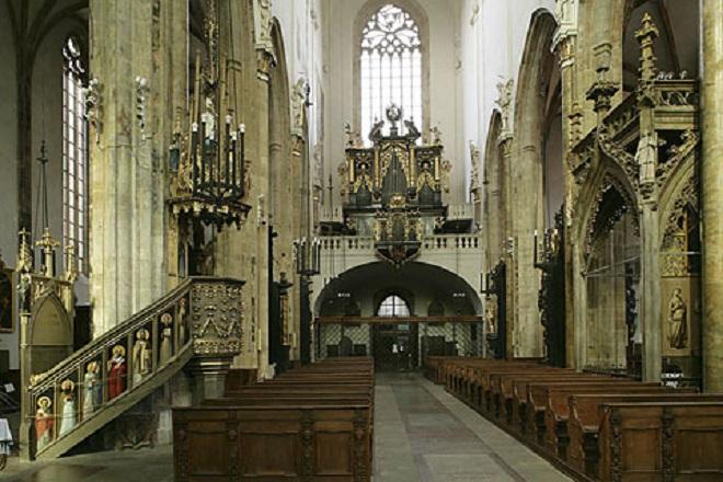 kostel Matky Boží před Týnem (foto archiv)