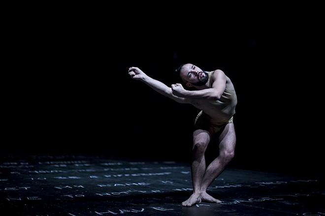 Entropy #251 -choreografie Jiří Bartovanec – Ponec Praha