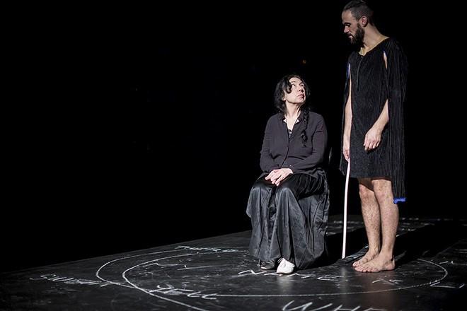 Entropy #251 -choreografie Jiří Bartovanec - Nina Vangeli a Jiří Bartovanec – Ponec Praha