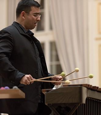 Hommâge à Bohdan Warchal - Slovenský komorný orchester Bohdana Warchala - Kiril Stoyanov - Koncertná sieň Slovenskej filharmónie (foto Jan Lukas)