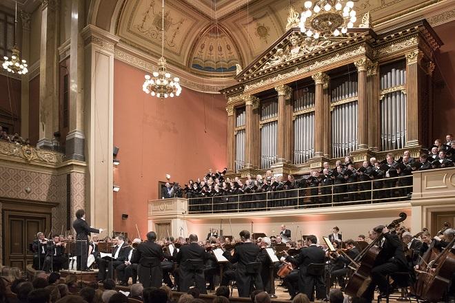 Novoroční koncert České filharmonie 2016 (foto Petr Kadlec)