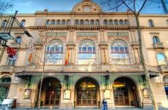 Divadla zblízka: Gran Teatre del Liceu Barcelona