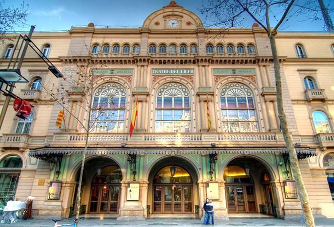 Gran Teatre del Liceu Barcelona (foto archiv)