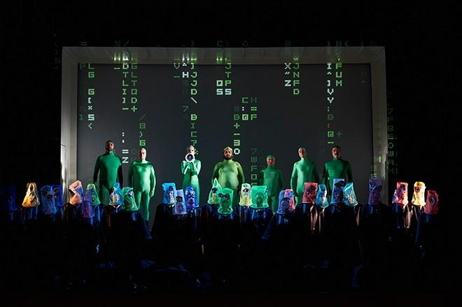 Kurt Weill: Aufstieg und Fall der Stadt Mahagonny - Theater Koblenz 2016 (foto Theater Koblenz)