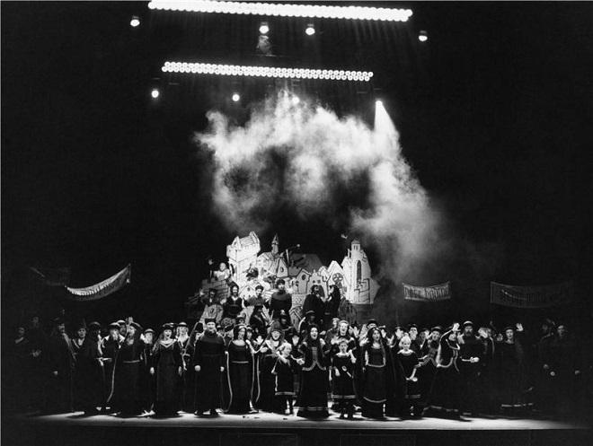 B. Smetana: Braniboři v Čechách - ND 1997 (foto archiv ND / Oldřich Pernica)