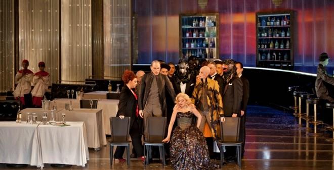 Georg Friedrich Händel: Il trionfo del tempo e del disinganno - Teatro alla Scala 2016 (foto @ Hermann und Clärchen Baus)