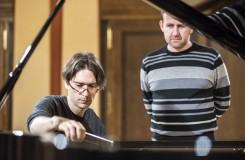 Fotoreportáž: Nový klavír v Rudolfinu, poslední přípravy před koncertem