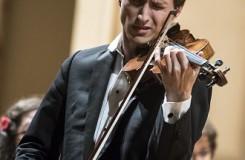 Česká filharmonie - Josef Špaček (foto Petra Hajská)