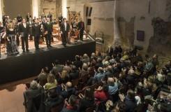 Ať žije král! Oslavné Bachovy kantáty s Luksovým Collegiem