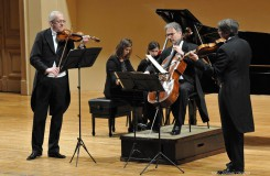 Klavírní kvarteto Antonína Dvořáka Vídeň v Rudolfinu