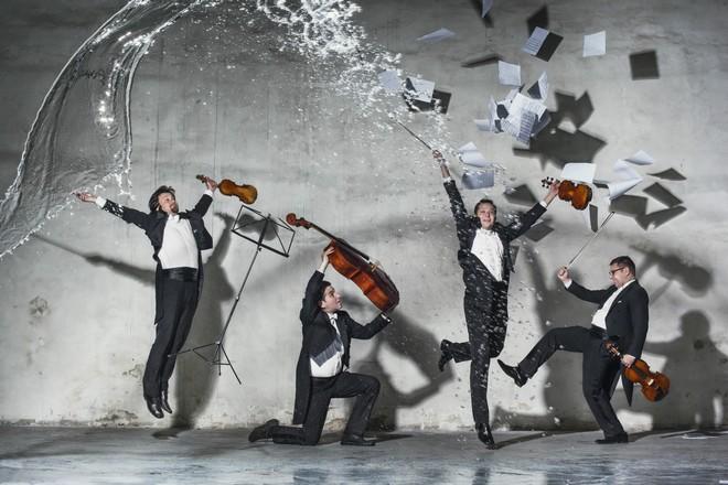 Epoque Quartet (foto Jan Přerovský)