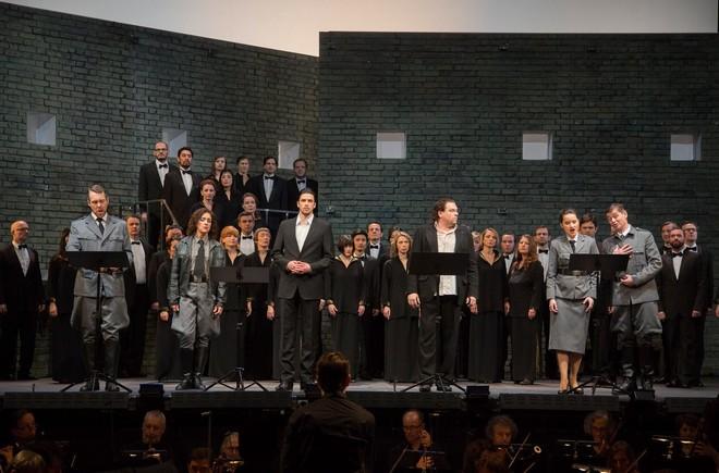 Ludwig van Beethoven: Fidelio - Theater an der Wien 2016 (foto Herwig Prammer/FB Theater an der Wien)