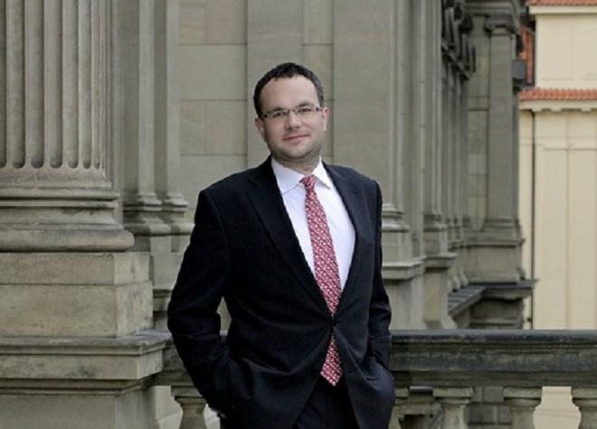 David Mareček (foto ČF/archiv)