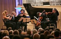 Triumf průzračnosti: Pavel Haas Quartet a Ivo Kahánek
