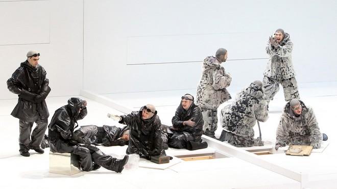 Miroslav Srnka: South Pole - Bayerische Staatsoper (foto Wilfried Hösl)