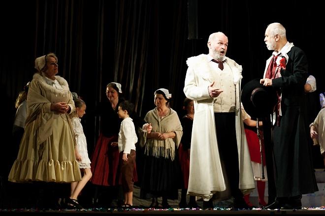 B.Smetana: Prodaná nevěsta - Vladislav Zápražný (Krušina) - Moravské divadlo Olomouc