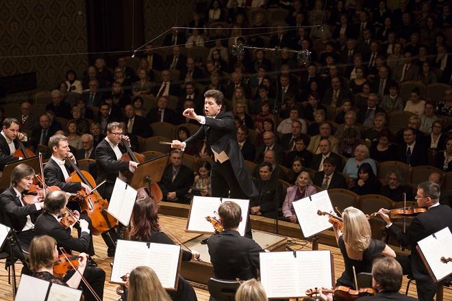 PKF-Prague Philharmonia - Julian Rachlin - Praha 2016 (foto Morris Media / Milan Mošna)