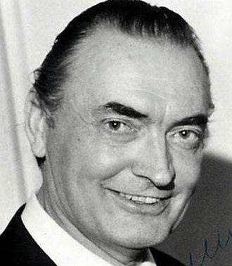 Günther Rennert (foto archiv)