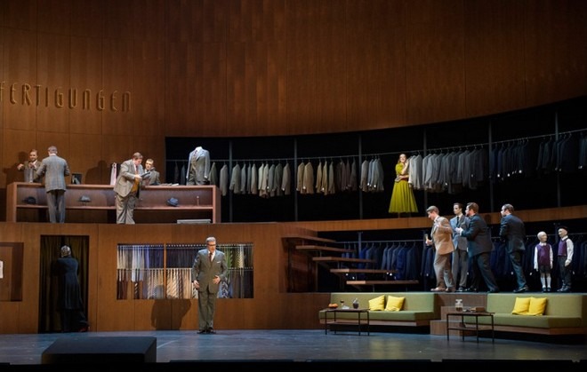 Richard Strauss: Salome - Deutsche Oper Berlin 2016 (foto © Monika Rittershaus)