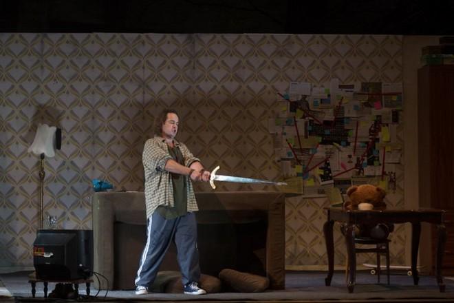 Richard Wagner: Siegfried - Teatro Massimo Palermo (foto Rosellina Garbo)