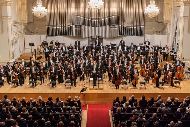 Slovenská filharmónia - Rastislav Štúr (foto © Alexander Trizuljak)