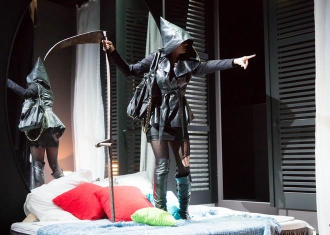 Gustav Holst: Savitri / Christian Jost: Death Knocks - Stadttheater Geissen (foto Stadttheater Geissen)