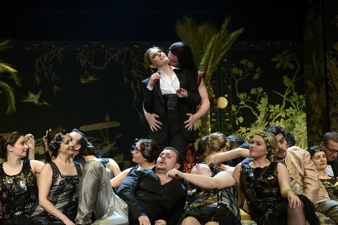 Wolfgang Amadeus Mozart: Così fan tutte - SND Bratislava (foto Pavol Breier)