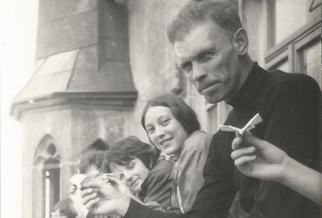 Ivan Medek (foto archiv rodiny Medkovy)