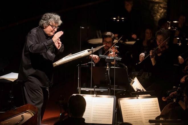 Wolfgang Amadeus Mozart: Indomeneo, re di Creta - René Jacobs a Freiburger Barockorchester - Theater an der Wien (foto Herwing Prammer)