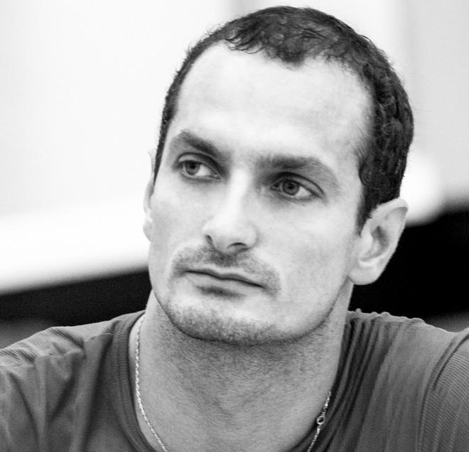 Jiří Bubeníček (foto Ian Whalen)