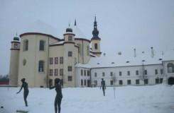 Varhany v piaristickém kostele v Litomyšli ještě nehrají