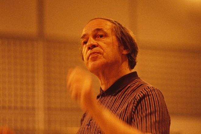 Pierre Boulez (foto archiv)