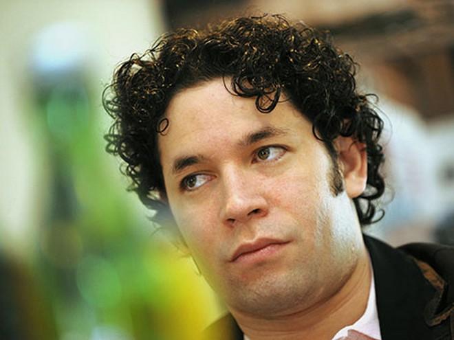 Gustavo Dudamel (foto archiv autora)