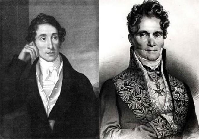 Carl Maria von Weber, Gaspare Spontini (foto archiv)