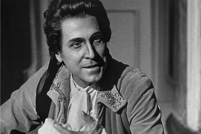 W.A.Mozart: Figarova svatba - René Tuček (Almaviva) - ND Praha (foto archiv ND/Jaromír Svoboda)