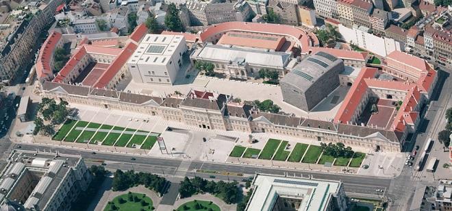 MuseumsQuartier Vídeň (foto mqw.at)