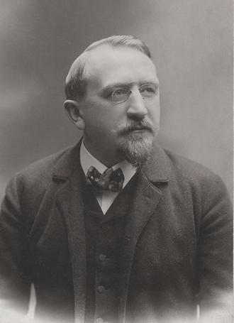 Karel Kovařovic (foto archiv ND)