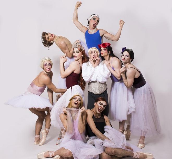 Ballet Hommes Fatals (foto Marek Malis)