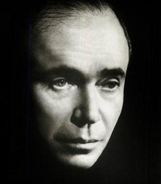 Oscar Fritz Schuh (foto archiv)